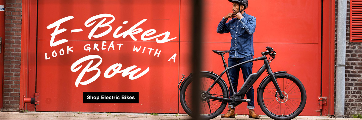 E Bikes Available at Santa Monica Mountains cyclery