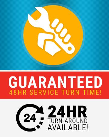 guaranteed 48hr service