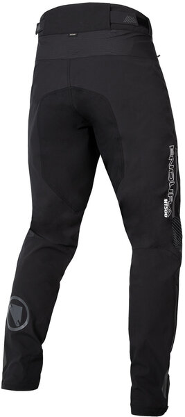 Endura MT500 SPRAY TROUSER Rugged, performance riding trouser with critical seat panel waterproofing