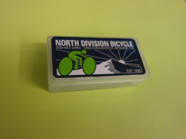 North Division Bicycle PATCH KIT NDBS PATCH KIT