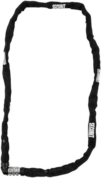 ABUS SECURIT Jackie Chain Key or Combo 4mm 3`7`/110cm