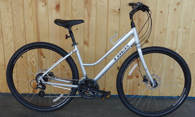 Trek Verve 2 rental bike