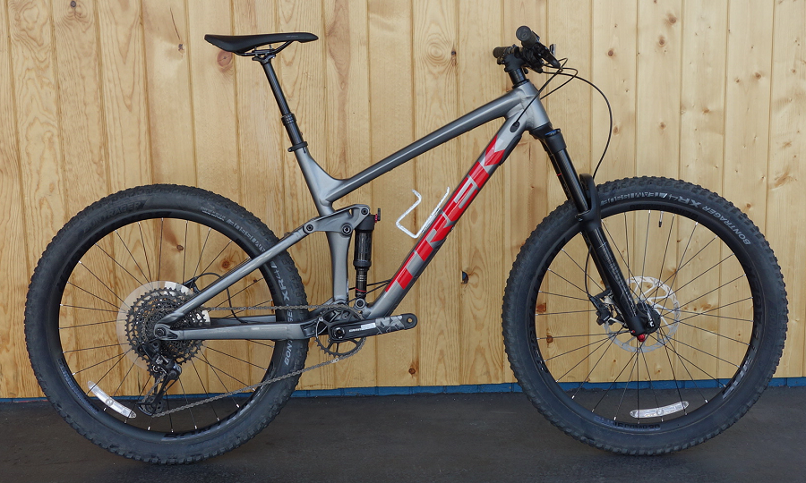Trek Remedy 7 rental bike