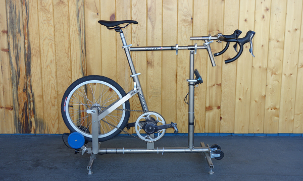 Bicycle sizing tool