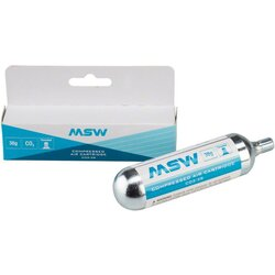 MSW CO2 MSW THREADED CARTRIDGE 38G