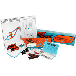 RideWrap RideWrap Essential and Covered MTB Frame Protection Kit - Matte or Gloss