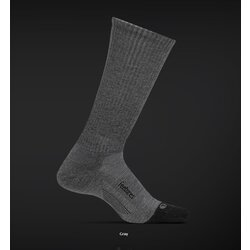 Feetures SOCKS FEETURES MERINO 10 CUSHION CREW CHARCOAL