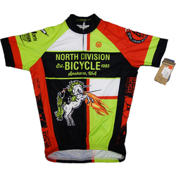North Division Bicycle JERSEY NDB CLASSIC CLUB CUT UNICORN