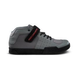 Ride Concepts RIDE CONCEPTS SHOE WILDCAT CHARCOAL/RED