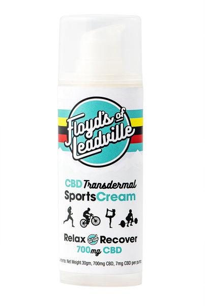 Floyd's of Leadville CBD Transdermal Cream, 1200 MG