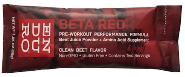 Enduro Beta Red Pre-Workout