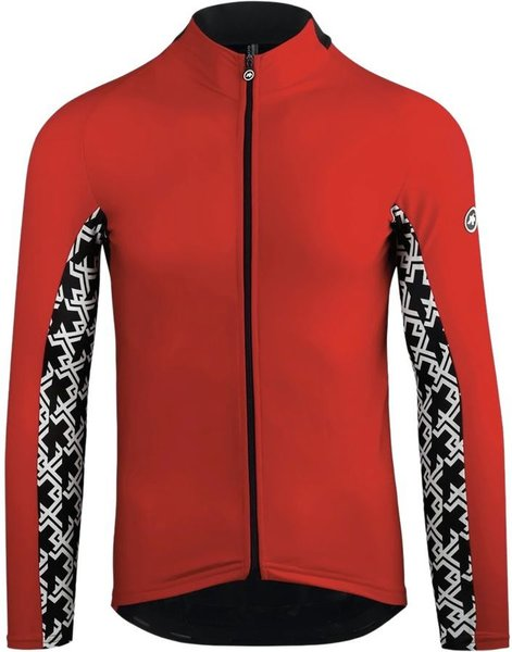 Assos Mille GT Jacket Winter Color: National Red
