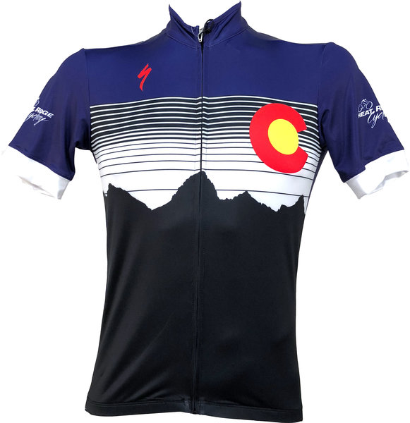 Specialized WRC RBX COMP COLORADO SS JERSEY