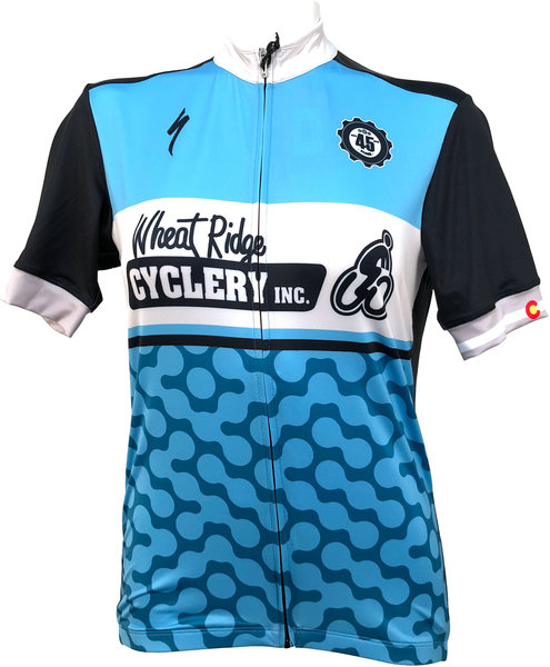 Specialized WRC WMNS RBX COMP 45TH ANNIV. SS JERSEY