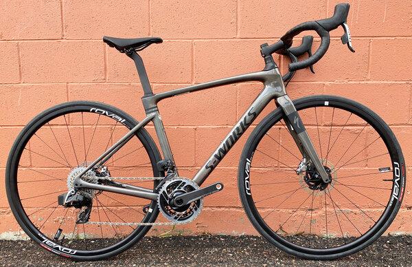 Specialized S-Works Roubaix - SRAM Red eTap AXS