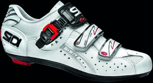 Sidi Genus 7 White/Black/Red