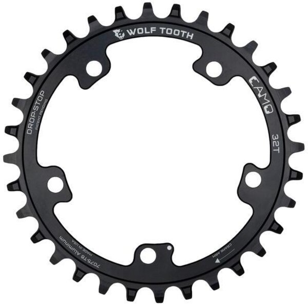 Wolf Tooth Components CAMO Alloy Round Chainring