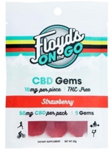 Floyd's of Leadville CBD Vegan Gems