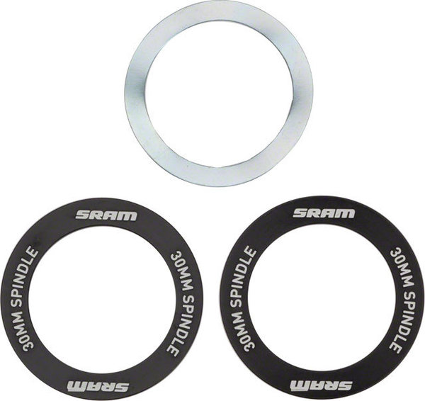 SRAM BB30 Bearing Shield and Wave Washer Kit