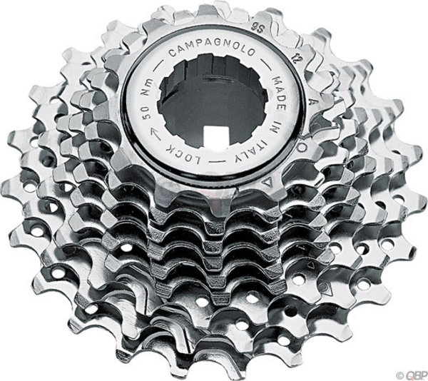 Campagnolo Veloce 9-Speed Cassette 12-23