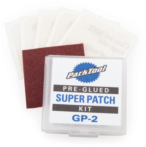 Park Tool GP-2 Glueless Super Patch Kit