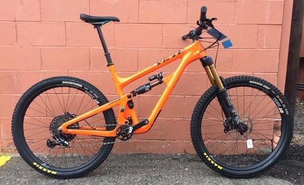 Yeti Cycles SB150 T-Series XO1 Yeti Factory Demo
