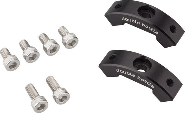 Wolf Tooth Components B-RAD Double Bottle Cage Adapter