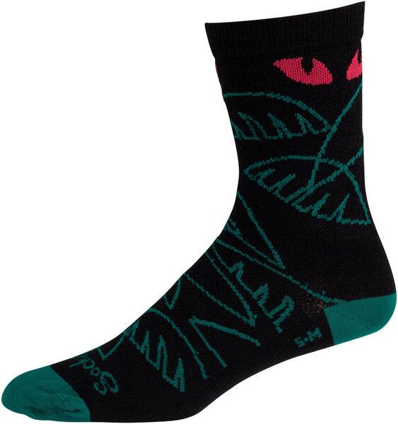 All-City Night Claw Wool Socks