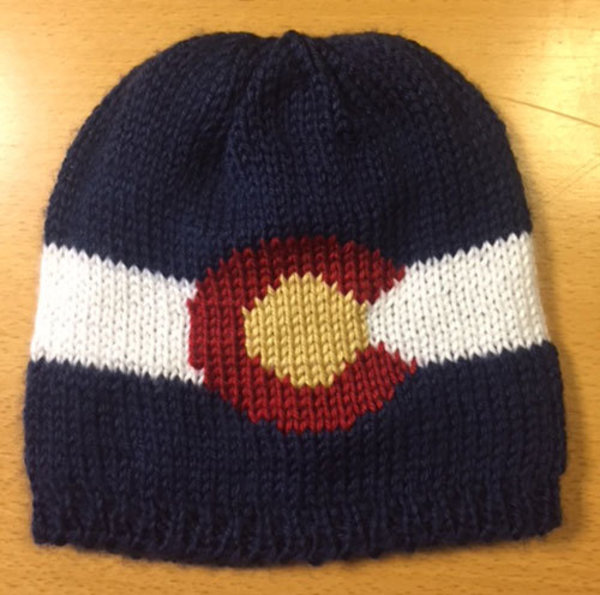 STEPHANIE KENT KNITTING Colorado / Denver Knit Hats