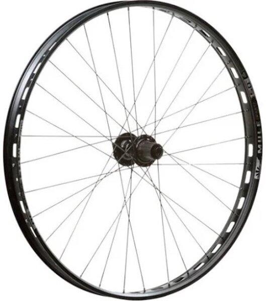"Sun Ringle 27.5"" 32H Mulefut 80 197mm HG10 Six-Bolt Wheel"