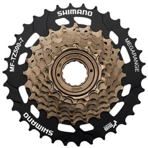 Shimano MF-TZ500 7-Speed Freewheel