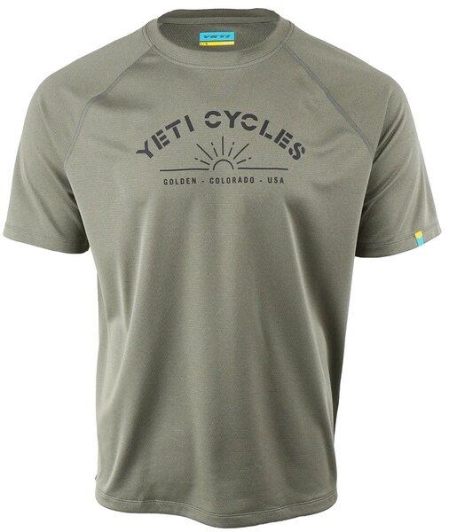 Yeti Cycles Men's Apex Short Sleeve Jersey