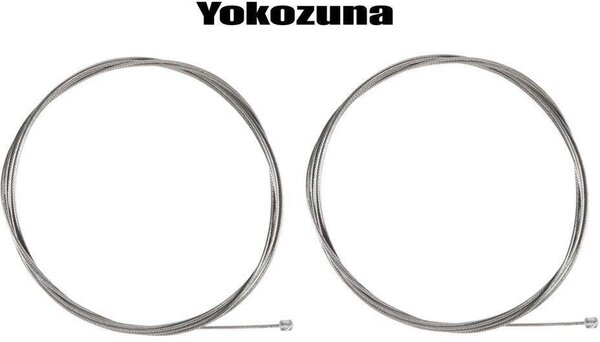Yokozuna Stainless Road Brake Cable Campagnolo 1.6mm x 1700mm