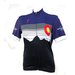 Specialized WRC WMNS RBX COMP COLORADO SS JERSEY