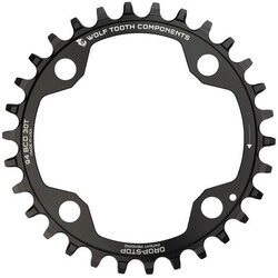 Wolf Tooth Components Drop Stop Chainring 32T 94 BCD 4-Bolt