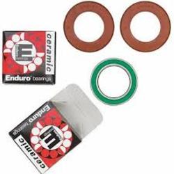 Enduro Bottom Bracket Ceramic Kit, FSA Outboard