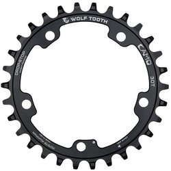 Wolf Tooth Components CAMO Alloy Round Chainring for Shimano 12-Speed