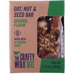 Crafty Weka Oat, Nut & Seed Bars and Bites