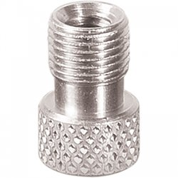 Genuine Innovations Alloy Presta Valve Adapter