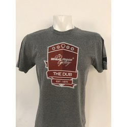 Wheat Ridge Cyclery WRC TEE - RED SHIELD