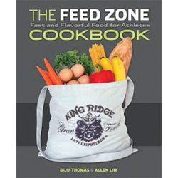 Skratch Labs Feed Zone Cook Book