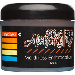 Mad Alchemy Embrocation Cold Weather Embrocation - Madness 4 Fluid Ounces