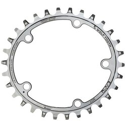 Wolf Tooth Components CAMO Stainless PowerTrac Chainring