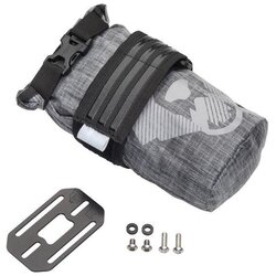 Wolf Tooth Components B-Rad 1.0 Liter Teklite Rolltop Bag & Mounting Plate