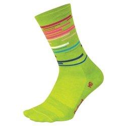 DeFeet Wooleator Comp DNA 6-inch Team Socks