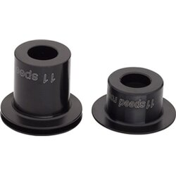 DT Swiss 10mm Thru Bolt End Cap Kit for Straight Pull 11-Speed Road Disc Hubs