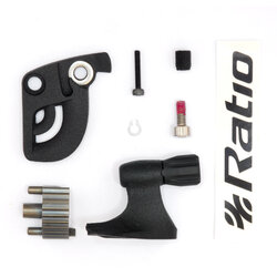 Ratio Technology 1x12 Wide Upgrade Kit -- Rear Cable Exit