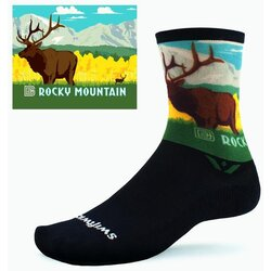 Swiftwick Vision Six Rocky Mountain National Park