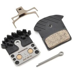Shimano J04C Metal Pad w/ Fin