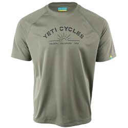 Yeti Cycles Men's Apex Short Sleeve Jersey